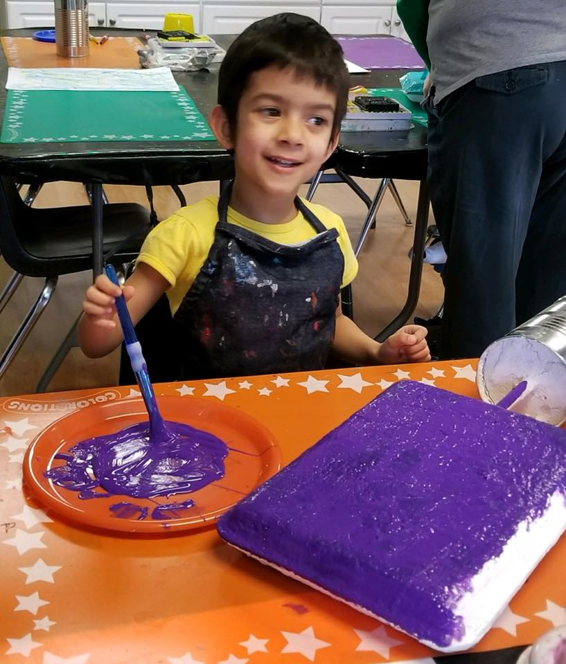 summer kids art classes Lewis Center