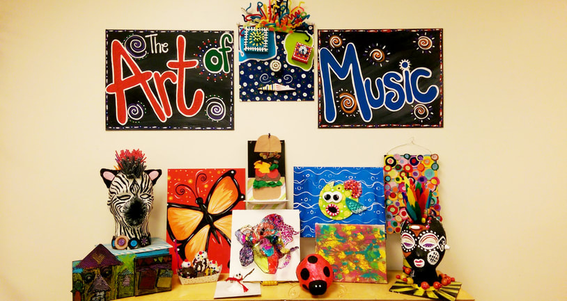 The Art of Music LLC Childrens Art Classes